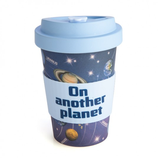 Space Travel Mug - Bamboo - Planet Keep Cup