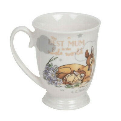 Mum Disney Mug - Bambi - The Best Mum In The Whole World