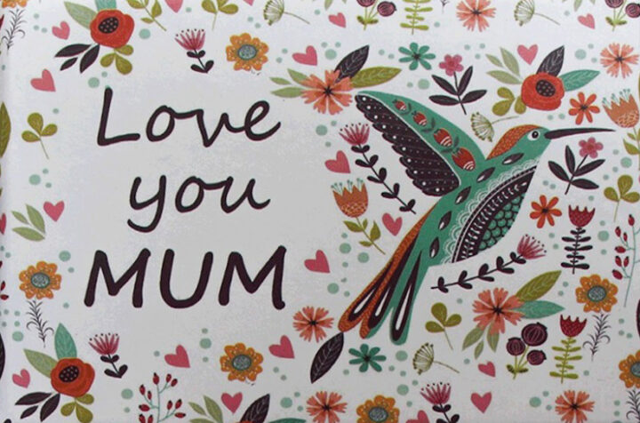 Mum Love - Boxed Soap