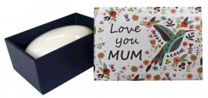 Love You Mum- Beautifully Packaged Soap