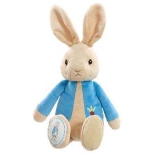 Peter Rabbit Plush Rattle-Easter Gift
