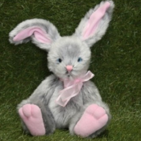 Rabbit Plush Toy – Easter Gift – Bunny – PINK