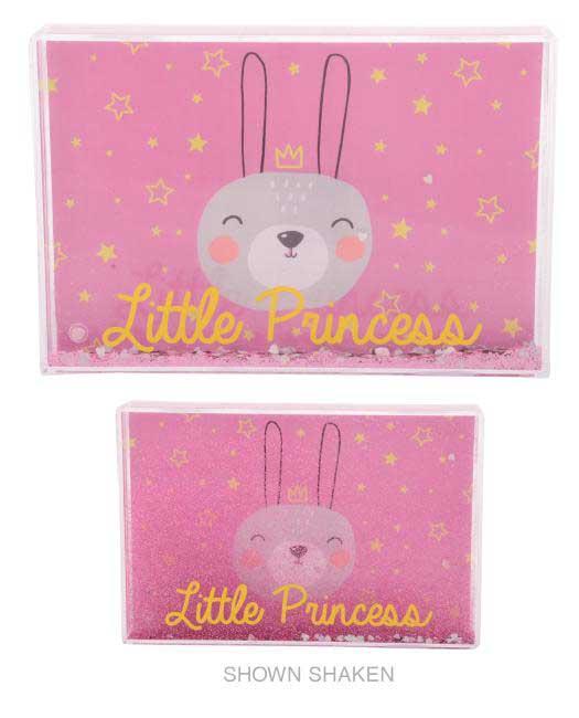 Glitter Little Princess Rabbit Frame