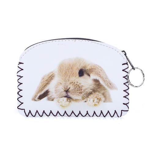 Rabbit Coin Purse - Bunny