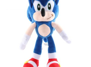 Sonic Plush Toy - Sonic The hedgehog - Blue