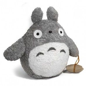 Totoro Plush Toy - Medium - Studio Ghibli