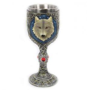 Wolf Goblet