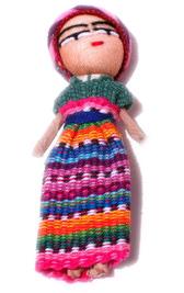 Worry Doll. Guatemalan Worry