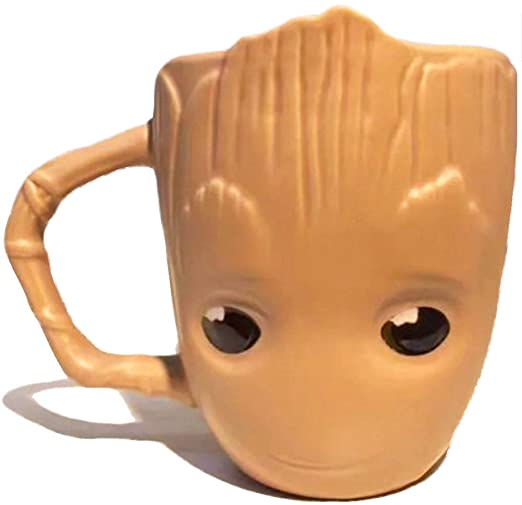 Groot 3D Mug - Guardians Of The Galaxy
