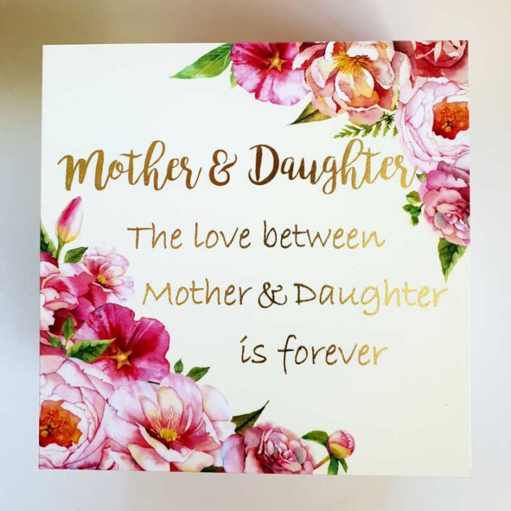 Mother and Daughter Box