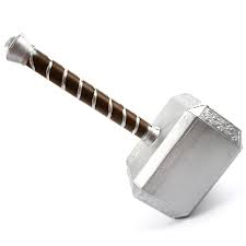 Thor Hammer - Foam - 43cm - Cosplay