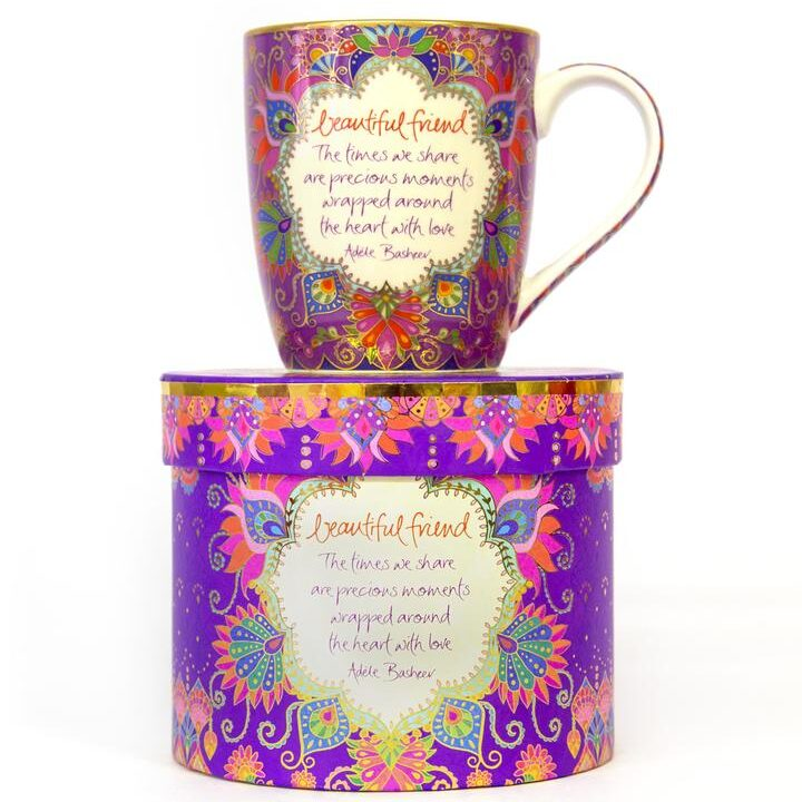 Beautiful Friend Mug - Intrinsic Gift