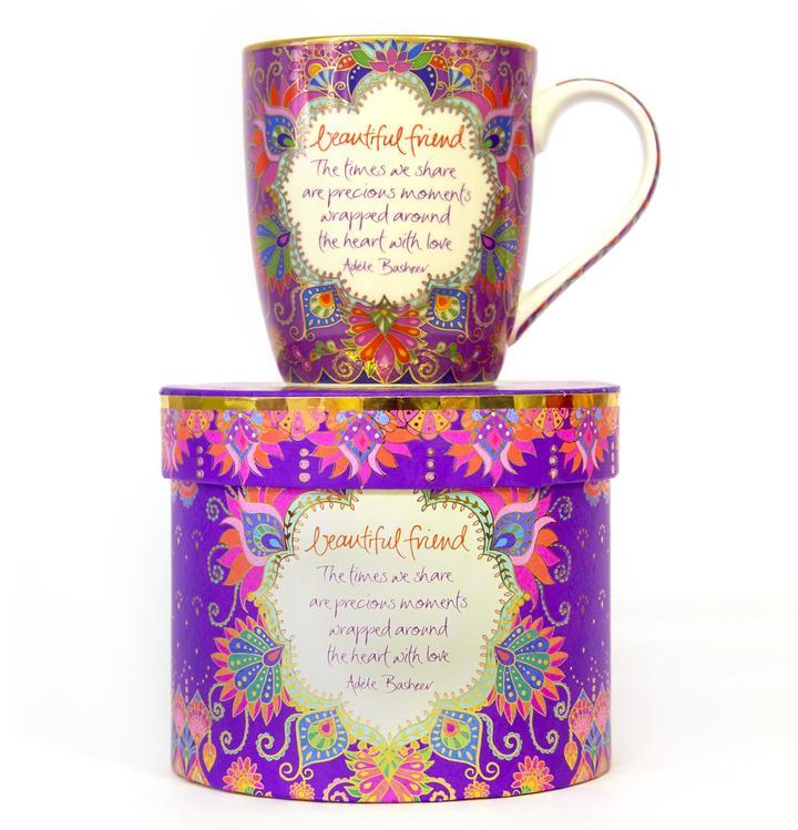 Beautiful Friend Mug - Intrinsic Gift