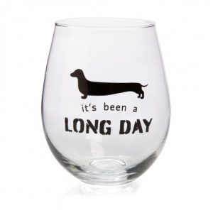 Long Day Wine Glass