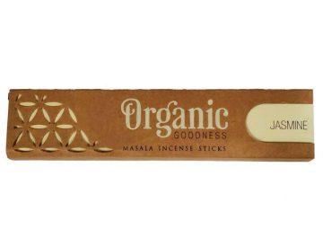 Organic Jasmine incense Sticks