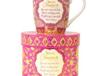 You Are Amazing Mug - Intrinsic Gift