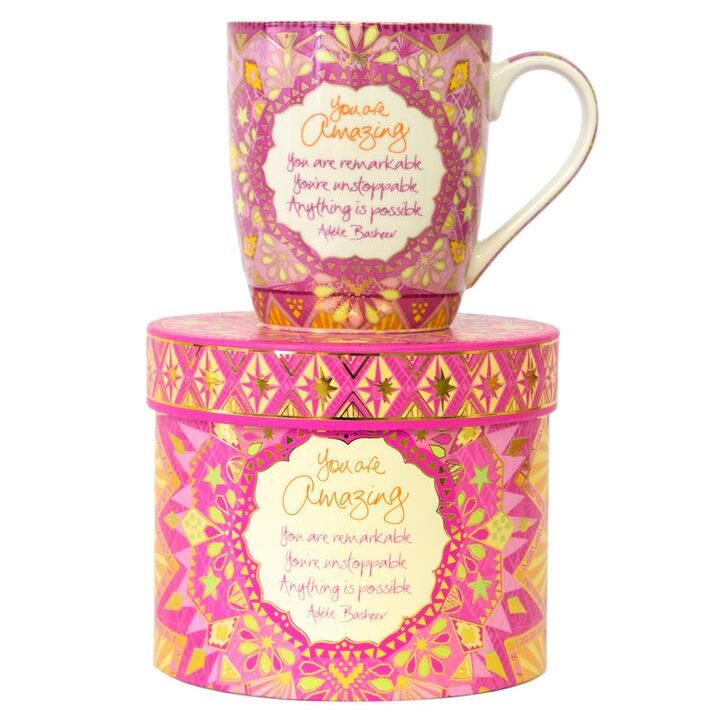 You Are Amazing Mug - Intrinsic Gift