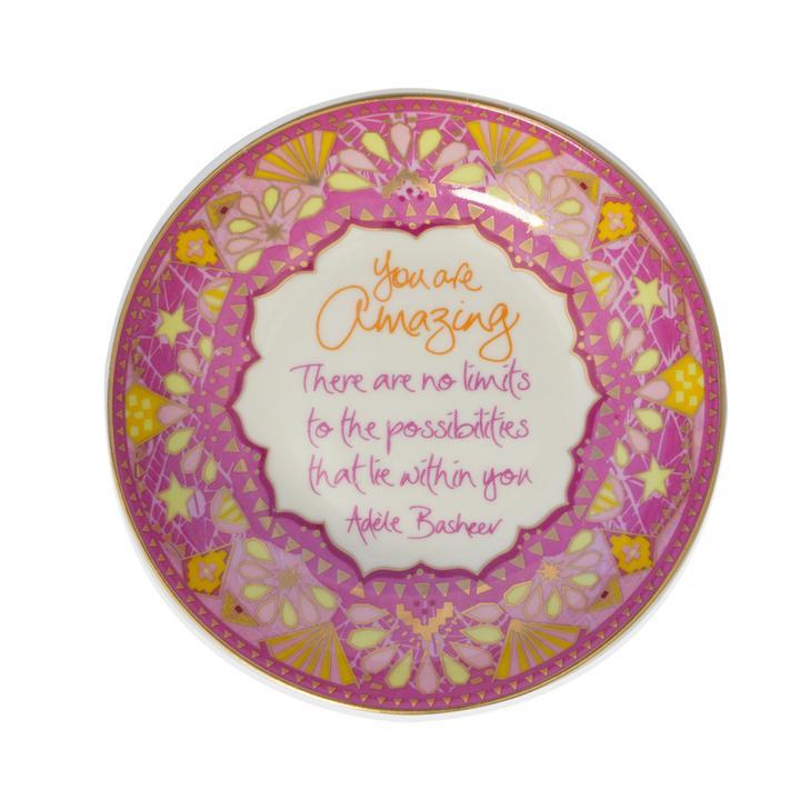 You Are Amazing Trinket Dish - Intrinsic Gift