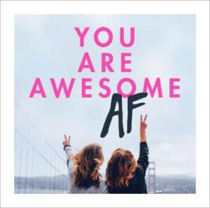 Book - You Are Awesome